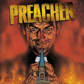 Preacher Graphic Novels