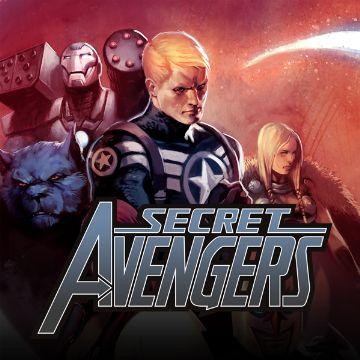 Secret Avengers Volume 1 Comics