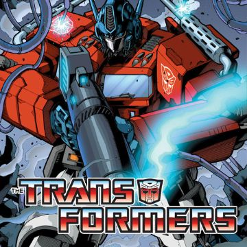 Transformers Graphic Novels and Hardcovers