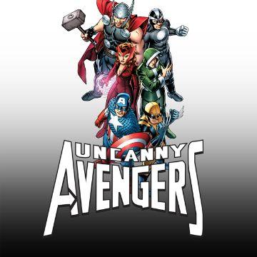 Uncanny Avengers Volume 1 Comics