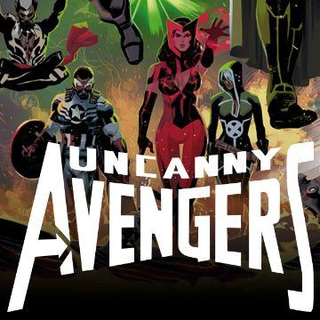 Uncanny Avengers Volume 2 Comics