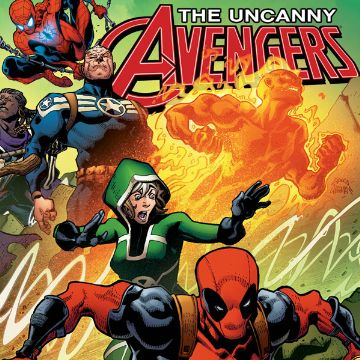 Uncanny Avengers Volume 3 Comics