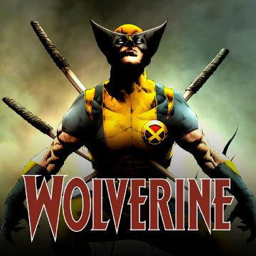 WOLVERINE COMIC LIBRARY