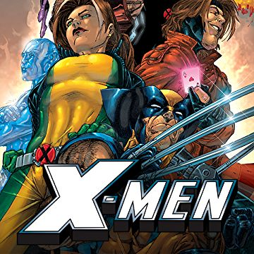 X-MEN Graphic Novels and Hardcovers