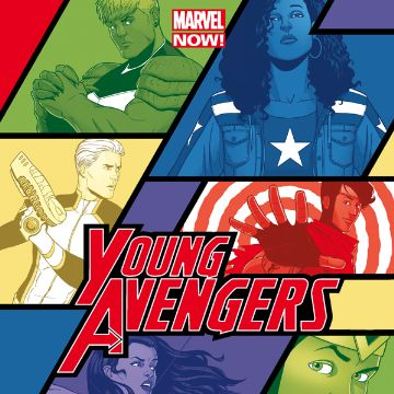 Young Avengers Volume 2 Comics
