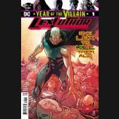 LEX LUTHOR YEAR OF THE VILLAIN #1 JUL190502 DC COMICS