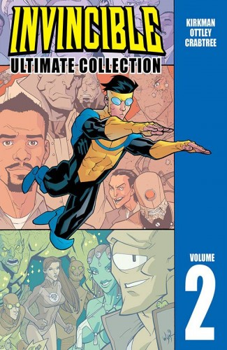 INVINCIBLE VOLUME 2 ULTIMATE COLLECTION HARDCOVER
