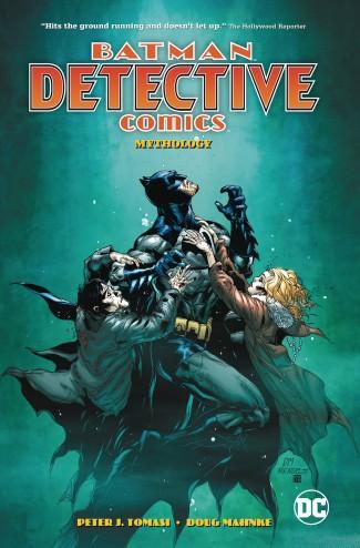 BATMAN DETECTIVE COMICS VOLUME 1 MYTHOLOGY GRAPHIC NOVEL