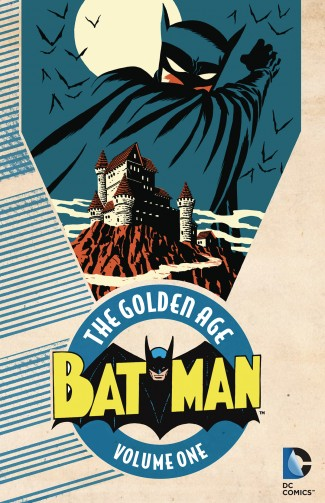 BATMAN THE GOLDEN AGE VOLUME 1 GRAPHIC NOVEL