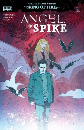 ANGEL AND SPIKE #14 (2019 SERIES)
