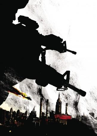 DMZ COMPENDIUM VOLUME 1 GRAPHIC NOVEL