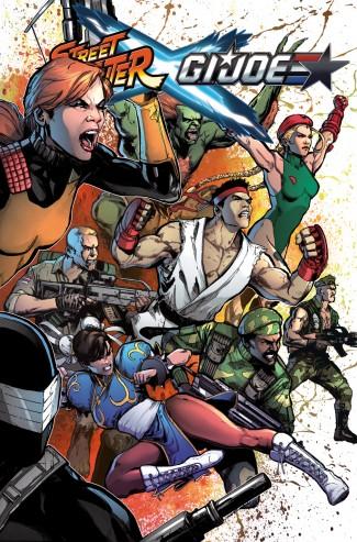 Street Fighter VS Darkstalkers #2 - Read Street Fighter VS