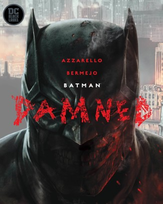 BATMAN DAMNED GRAPHIC NOVEL