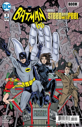 BATMAN 66 MEETS STEED AND MRS PEEL #3