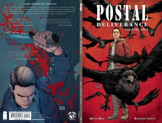 POSTAL DELIVERANCE VOLUME 2 GRAPHIC NOVEL
