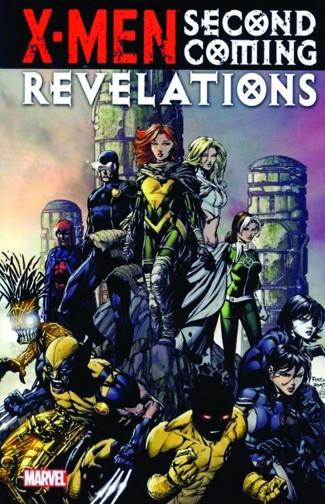 X-MEN SECOND COMING REVELATIONS GRAPHIC NOVEL