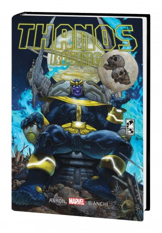 THANOS RISING MARVEL SELECT HARDCOVER