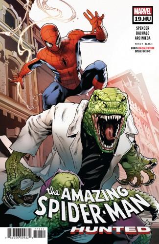 AMAZING SPIDER-MAN #19.HU (2018 SERIES)