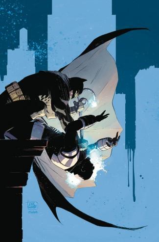 BATMAN VOLUME 8 COLD DAYS GRAPHIC NOVEL