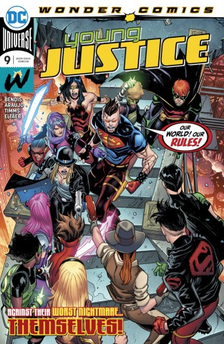 YOUNG JUSTICE #9 (2019 SERIES)