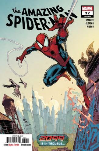 AMAZING SPIDER-MAN #32 (2018 SERIES)
