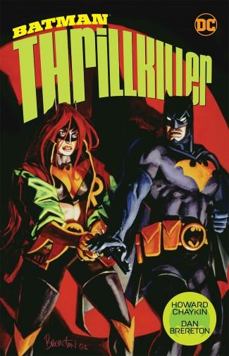 BATMAN THRILLKILLER GRAPHIC NOVEL