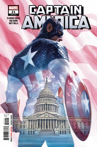 CAPTAIN AMERICA #21 (2018 SERIES)