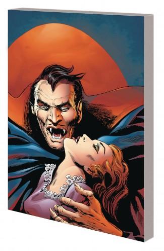TOMB OF DRACULA THE COMPLETE COLLECTION VOLUME 4 GRAPHIC NOVEL