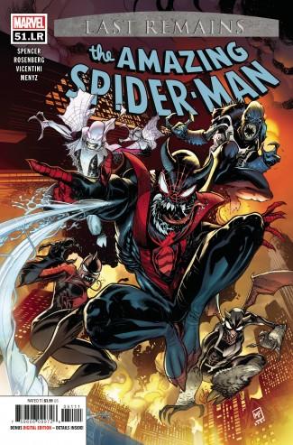 AMAZING SPIDER-MAN #51.LR (2018 SERIES)