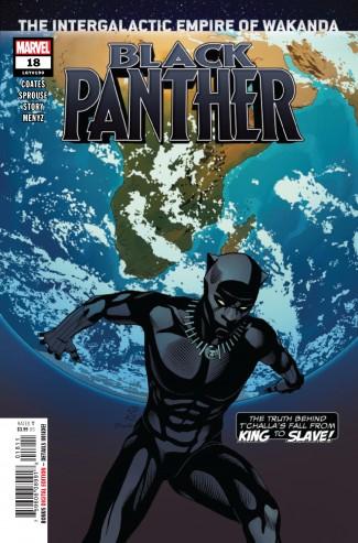 BLACK PANTHER #18 (2018 SERIES)