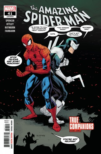 AMAZING SPIDER-MAN #41 (2018 SERIES)