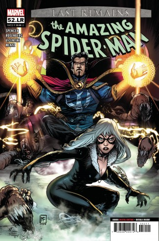 AMAZING SPIDER-MAN #52.LR (2018 SERIES)