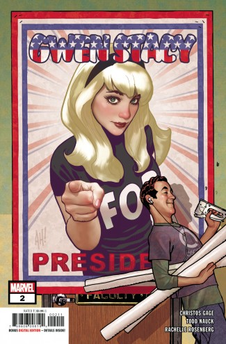 GWEN STACY #2 (2020 SERIES)