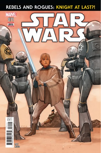 STAR WARS #71 (2015 SERIES)