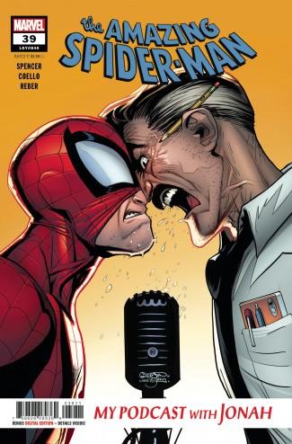 AMAZING SPIDER-MAN #39 (2018 SERIES)