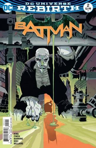 BATMAN #2 VARIANT (2016 SERIES)