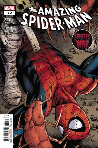 AMAZING SPIDER-MAN #72 (2018 SERIES)