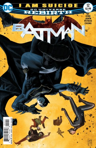 BATMAN #12 (2016 SERIES)