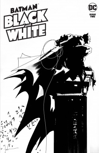 BATMAN BLACK AND WHITE #2 (2020 SERIES)