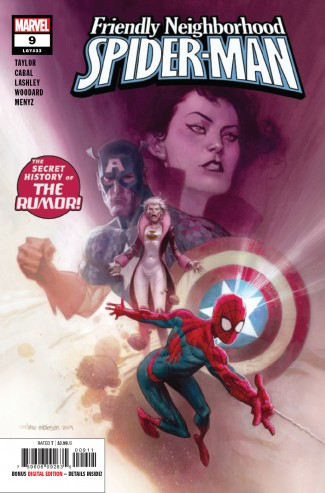 FRIENDLY NEIGHBORHOOD SPIDER-MAN #9 (2019 SERIES)