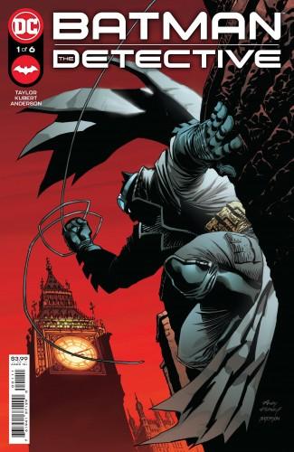 BATMAN DARK KNIGHT #1