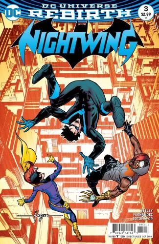 NIGHTWING VOLUME 4 #3