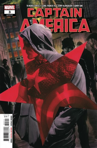 CAPTAIN AMERICA #3 (2018 SERIES)
