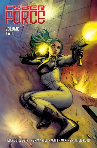 CYBER FORCE AWAKENING VOLUME 2 GRAPHIC NOVEL