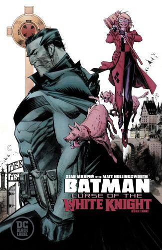 BATMAN CURSE OF THE WHITE KNIGHT #3