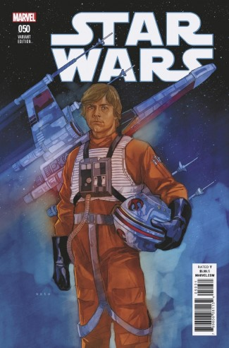 STAR WARS #50 (2015 SERIES) NOTO 1 IN 25 INCENTIVE VARIANT