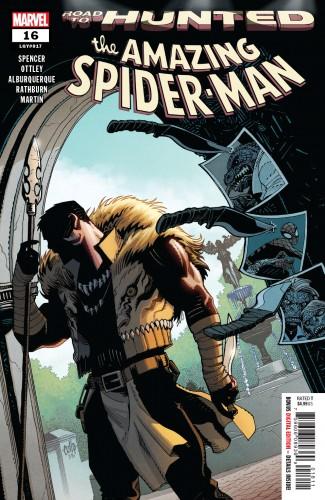 AMAZING SPIDER-MAN #16 (2018 SERIES)