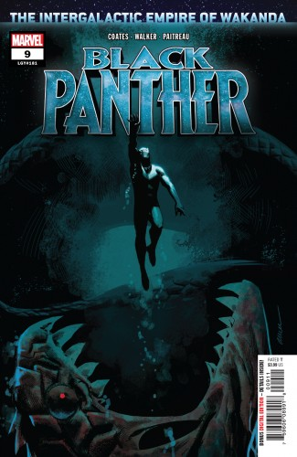 BLACK PANTHER #9 (2018 SERIES)