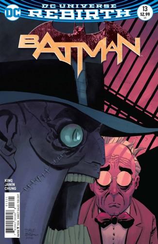 BATMAN #13 (2016 SERIES) VARIANT