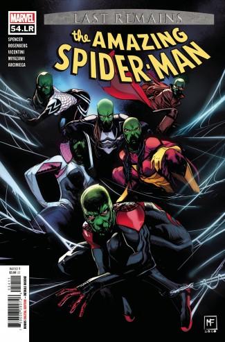 AMAZING SPIDER-MAN #54.LR (2018 SERIES)